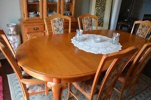 Ens. salle a manger/ Dining Room Set