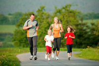 Family-Friendly Group Fitness this Fall