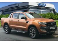 2019 Ford Ranger Pick Up Double Cab Wildtrak 3.2 TDCi 200 Auto Pick Up Diesel Au