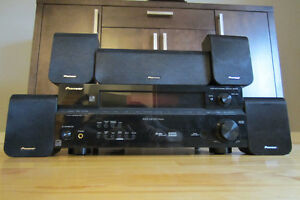 Pioneer SX-218 Complete-Home-Theater-System.tel514-996*-9207