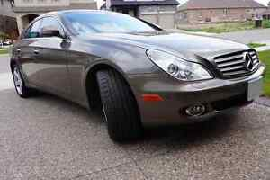 2008 Mercedes-Benz CLS-Class Coupe Premium Package