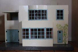 Dolls House (rare)1930's Tri-ang No.52