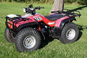 HONDA TRX 350 FOURTRAX VG CONDITION
