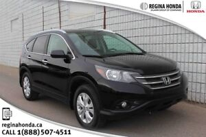 2012 Honda CR-V Touring 4WD