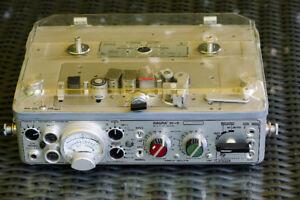 Nagra IV-S Professional Reel To Reel Recorder