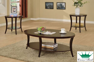 Brand NEW 3-Piece Coffee Table Set! Call 519-304-2790!