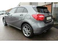 2015 GREY MERCEDES A180 1.5 CDI SPORT DIESEL MANUAL CAR FINANCE FR £185 PCM