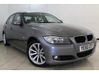 2010 60 BMW 3 SERIES 2.0 318D SE 4DR 141 BHP DIESEL