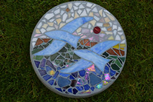 Stained Glass Mosaic Workshop - Feb. 11/17 in  Salmon Arm