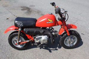 Looking for old vintage hondas
