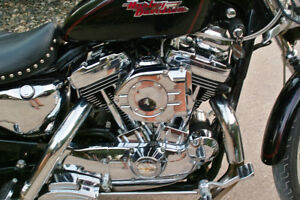 2001 Harley 1200 Custom Deluxe Fully Modified $26,000 in receipt