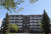 Excellent high-rise two bedrom in South of Regina