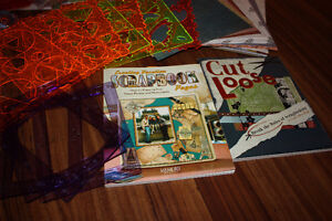 HUGE Collection of Scrapbooking Supplies FOR SALE Kitchener / Waterloo Kitchener Area image 5