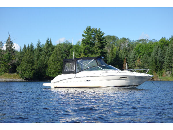 Used 2004 Sea Ray Boats 225 Weekender (24')
