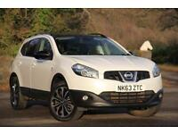 2013 NISSAN QASHQAI DCI 360 IS PLUS 2 HATCHBACK DIESEL