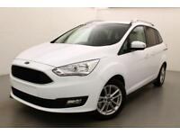 2018 Ford Grand C-MAX 1.0 Trend EcoBoost 7 Seats LHD COC NEW VEHICLE