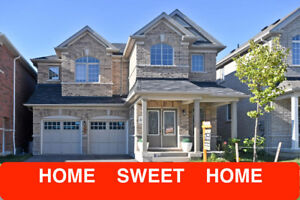 OPEN HOUSE TO-DAY 2-4PM SEP 23rd - 4 Bed Detached Ajax Home