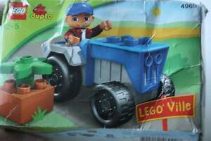 LEGO/DUPLO-4969 Tractor Fun West Pennant Hills The Hills District Preview