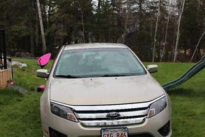 ONLY 78,654kms 2010 Ford Fusion SE Sedan