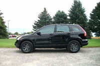 2008 Honda CR-V LX 4x4- ONE OWNER & 4 BRAND NEW TIRES!!