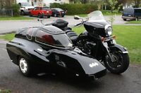 Yamaha venture 2004 with Hannigan Side-Car