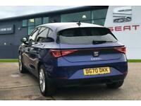 2020 SEAT Leon 1.5 TSI EVO SE Dynamic 5dr Hatchback Petrol Manual