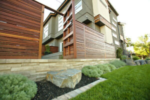 Tropical hardwood products for decking, siding, fencing, soffit