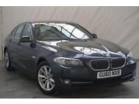 2010 60 BMW 5 SERIES 2.0 520D SE 4D AUTO 181 BHP DIESEL *9 SERVICE STAMPS*