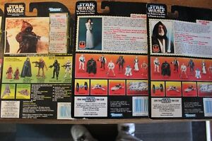 STAR WARS SEALED (All 5 For $40.00) (VIEW OTHER ADS) Kitchener / Waterloo Kitchener Area image 4