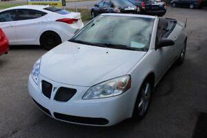 Pontiac G6 GT~DÉCAPOTABLE~LIQUIDATION AUTOMNE~CUIR~$4,995 2007