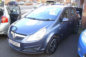 Vauxhall Corsa 1.3CDTi 16v ( 75ps ) Club 5 door Diesel
