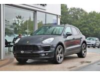 2017 Porsche Macan 3.0 TD V6 S PDK 4WD (s/s) 5dr SUV Diesel Automatic