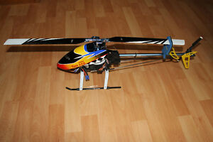 Align Trex 450 Sport DFC RC Helicopter