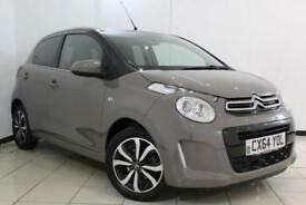 2014 64 CITROEN C1 1.0 FLAIR 5DR 68 BHP