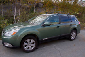 2011 Subaru Outback Limited with Nav Wagon