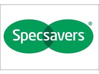 Optical assistant Specsavers inverurie