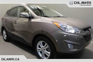2011 Hyundai Tucson GLS FWD at