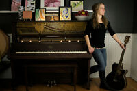 Online Piano lessons - Becky Reesor Music Studio