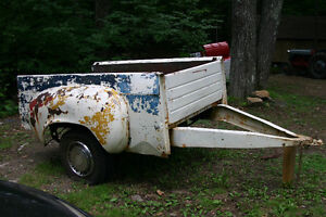 1954 Studebaker Truck Box