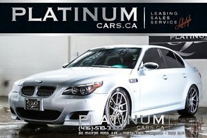 2006 BMW M5 M5/ EXECUTIVE/ 505 HP/ SMG/ NAVIGATION