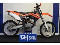 2014 KTM 250SXF | CLEAN BIKE | STANDARD CONDITION