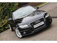 2010 Audi A4 3.0 TDI S line Special Edition S Tronic Quattro 4dr