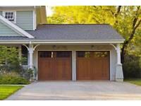 Service and repair all type garage doors