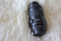 Canon 70- 300mm Zoom Lens