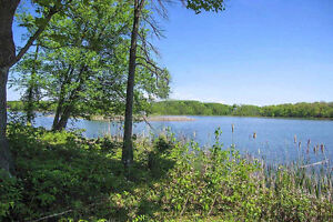 OVER 2 ACRES OF BEAUTIFUL WATERFRONT!