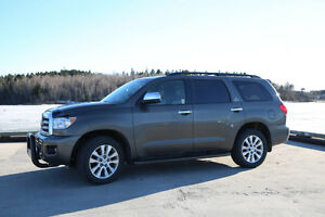 2013 Toyota Sequoia Limited SUV, Crossover