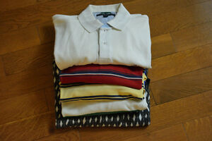 Men's XL & L Extra Large Shirts Chaps Izod Tommy Hilfiger Any 5 Kitchener / Waterloo Kitchener Area image 2
