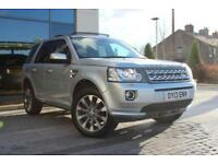 2013 13 LAND ROVER FREELANDER 2 2.2 SD4 HSE LUXURY 5D AUTO DIESEL