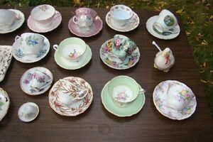 Assorted Cup & Saucers Belleville Belleville Area image 2