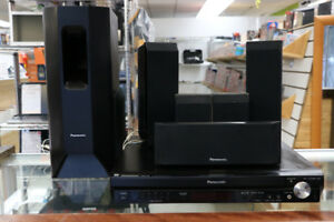 Panasonic SC-PT750 Deluxe 5 DVD Home Theater System (#18046)
